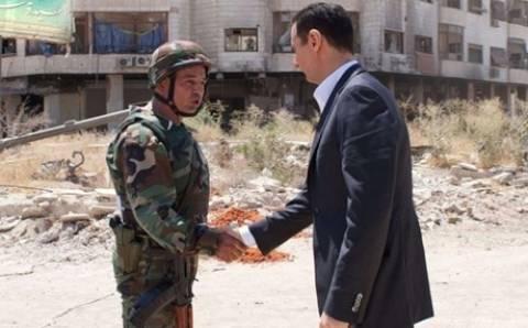 Άσαντ: Είμαι σίγουρος για τη νίκη