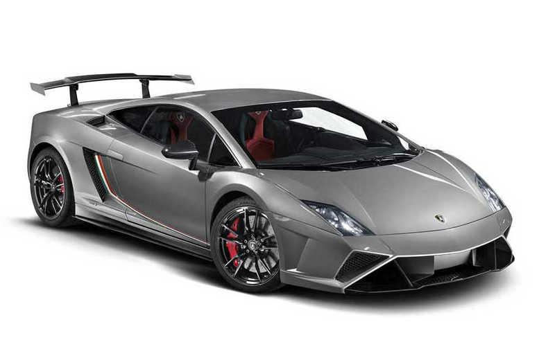 Η πιο γρήγορη Lamborghini Gallardo