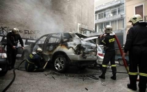 Εμπρησμός σε αυτοκίνητο στην Ημαθία