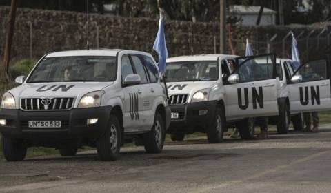 Ομάδα επιθεωρητών χημικών όπλων στη Συρία
