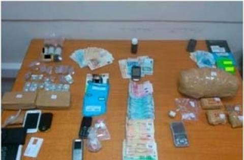 Κάλυμνος: Πλήγμα στο εμπόριο ναρκωτικών