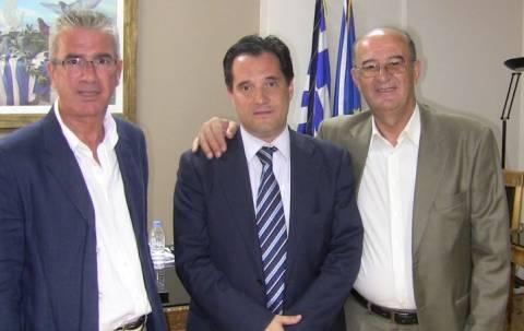 Ο Άδωνις Γεωργιάδης έδωσε λύση για το Νοσοκομείο Πρεβέζης