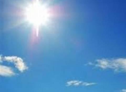 Δείτε την πρόγνωση του καιρού για την Κυριακή