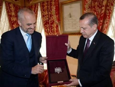 Συνάντηση Ράμα-Ερντογάν στην Άγκυρα