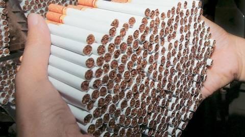 Φορτηγό με 60.000 πακέτα λαθραία τσιγάρα