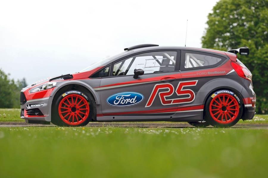 Το νέο Ford Fiesta R5