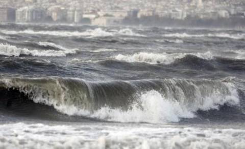 Ο καιρός σήμερα: 8 μποφόρ στο Αιγαίο - Πτώση της θερμοκρασίας