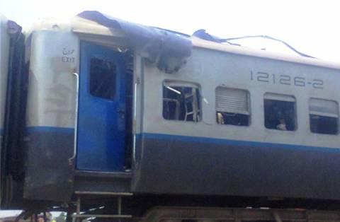 Έκρηξη βόμβας σε τρένο στο Πακιστάν