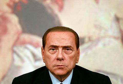 Ιταλία: Η κεντροδεξιά ζητά απονομή χάριτος για τον Μπερλουσκόνι