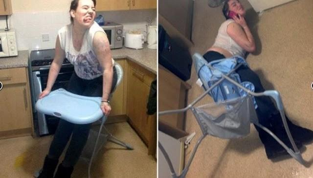 FAIL: Άλλαξε τη φωτογραφία στο Facebook ενώ ήταν μεθυσμένη...
