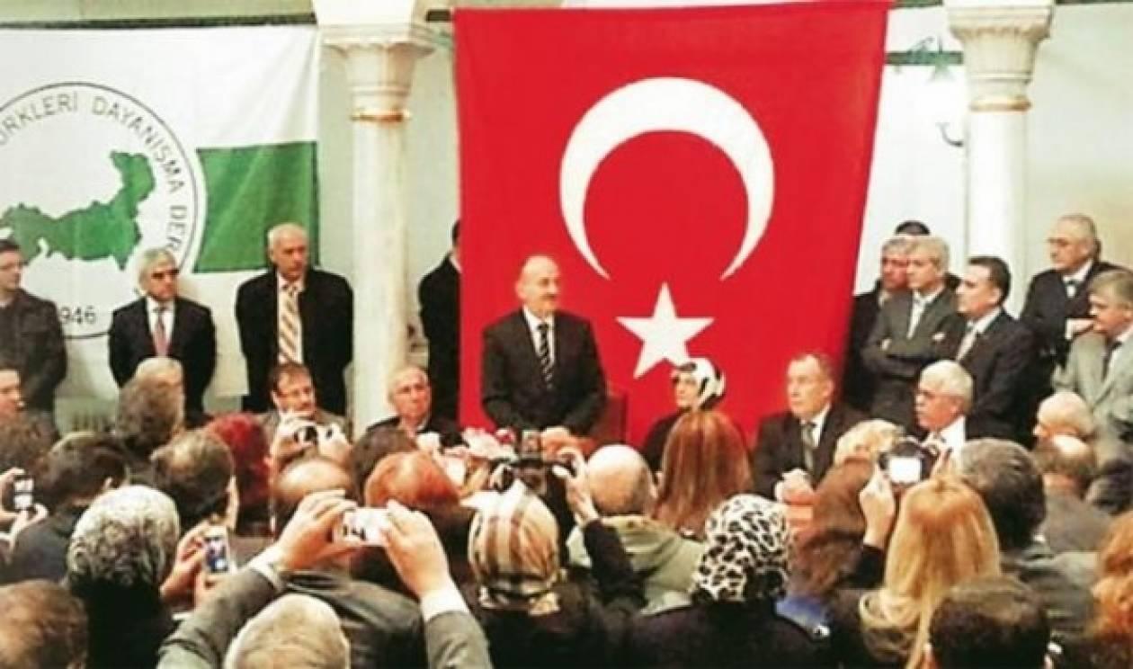Τούρκος υπουργός αμφισβήτησε την ελληνικότητα της Θράκης!