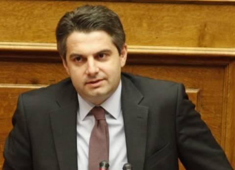 Κωνσταντινόπουλος:Να μειωθεί και ο φόρος στο πετρέλαιο θέρμανσης