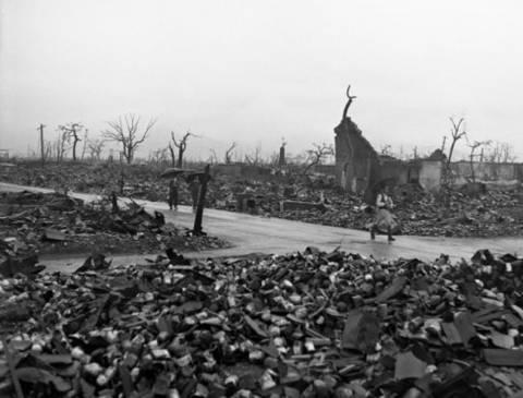 Εξηνταοχτώ χρόνια από το βομβαρδισμό στη Χιροσίμα