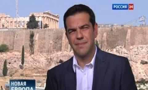 Τσίπρας:Η λύση είναι η διαγραφή μεγάλου μέρους του δημόσιου χρέους!