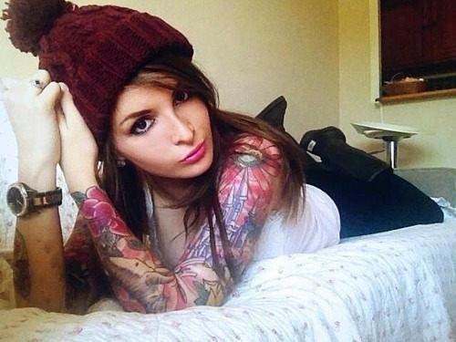 Τατουάζ που ανάβουν…φωτιές (pics)