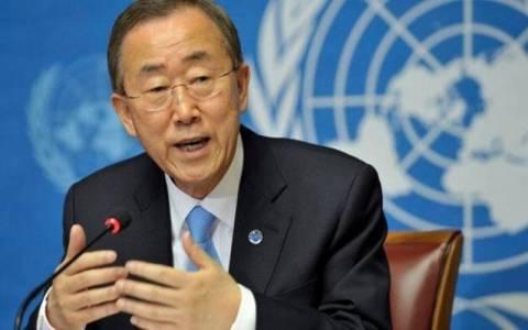 Μπαν Γκι Μουν: Να απελευθερωθεί ο Μόρσι