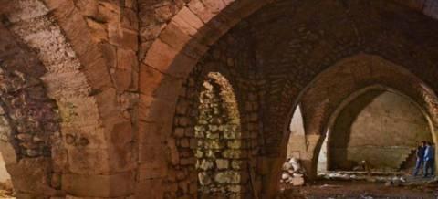 Ανακαλύφθηκε εκκλησία – νοσοκομείο από την εποχή των Σταυροφόρων