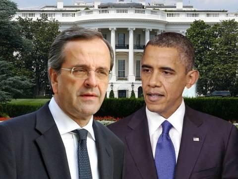 Τι θα συζητήσουν Σαμαράς – Ομπάμα