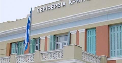 Χρηματοδοτούνται 15 νέα έργα στην Κρήτη