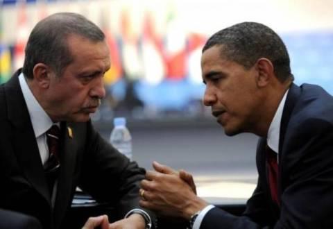 Για Συρία και Αίγυπτο μίλησαν Ομπάμα και Ερντογάν