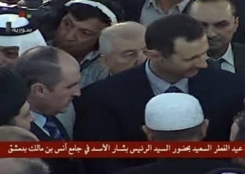 Συρία: Σώος ο Άσαντ στις εικόνες της συριακής τηλεόρασης
