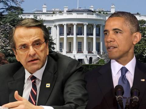 Συνάντηση Σαμαρά – Ομπάμα με φόντο οικονομία και ενέργεια