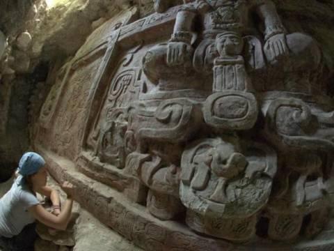 Γουατεμάλα: Σπουδαία ανακάλυψη σε αρχαία πόλη των Μάγια