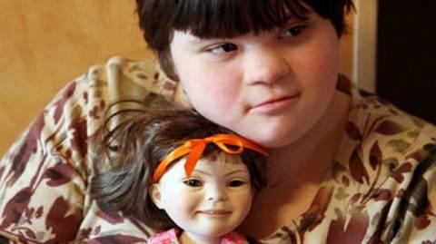 Κούκλες με σύνδρομο Down κατασκεύασε μητέρα για την κόρη της