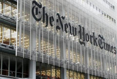 Οι New York Times «δεν είναι προς πώληση»
