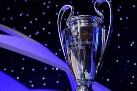 Οι… αντίπαλοι για τo Champions League!