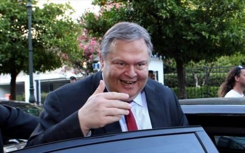 Ο Ευ. Βενιζέλος πρωθυπουργός