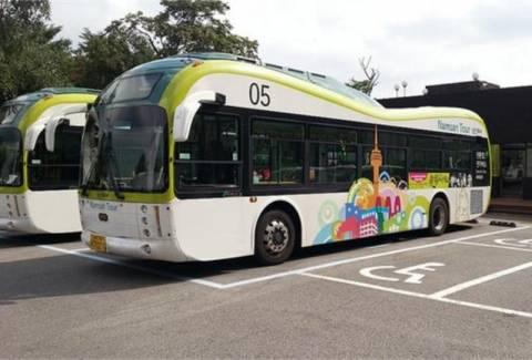 Δρόμος «φορτίζει» ηλεκτροκίνητα λεωφορεία