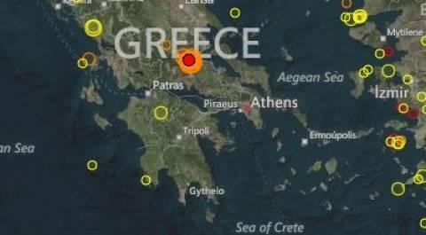 «Κουνιέται» η Φθιώτιδα-Νέος σεισμός 3,5 Ρίχτερ