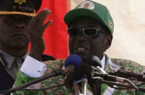 Μουγκάμπε: Η Δύση στήριξε τον αντίπαλό μου