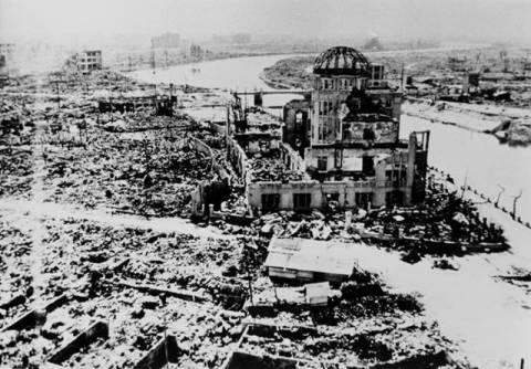 Ναγκασάκι: 68 χρόνια από τη ρίψη της δεύτερης ατομικής βόμβας