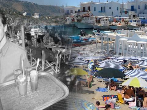 Λιγότερες οι προσλήψεις από τις απολύσεις σε τουριστικές περιοχές