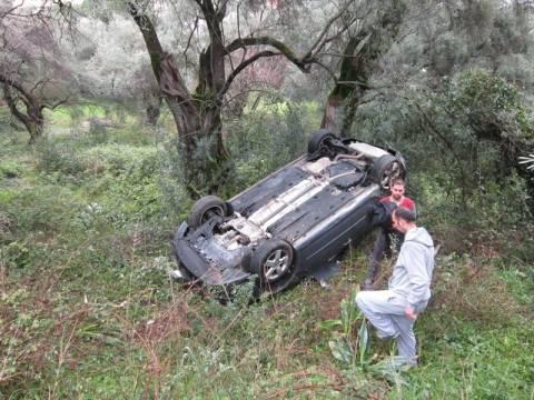 Ένας νεκρός και δύο τραυματίες σε τροχαίο στην Έδεσσα