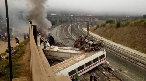 Ισπανία:Επανεξετάζουν συνολικά την ασφάλεια του σιδηροδρομικού δικτύου