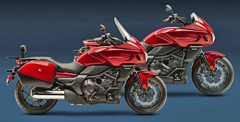 Η νέα σειρά Honda CTX700