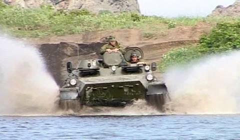 Η Ρωσία προσκάλεσε γερμανικά και ιταλικά άρματα μάχης σε αγώνες