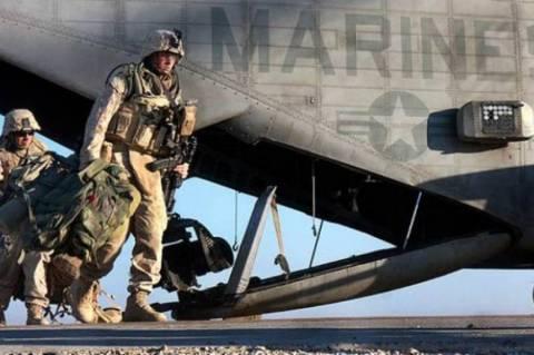 Σικελία: 200 πεζοναύτες και δύο στρατιωτικά αεροσκάφη των ΗΠΑ