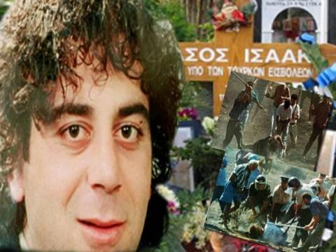 17 χρόνια από τη δολοφονία του Τάσσου Ισαάκ