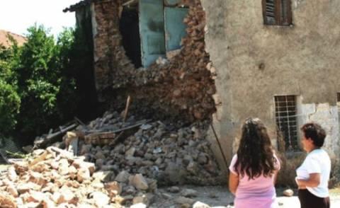 Αύριο ο δεύτερος γύρος ελέγχων σε σεισμόπληκτα χωριά της Φθιώτιδας