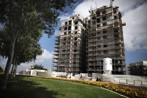 Συνεχίζει με 942 νέες κατοικίες τον εποικισμό το Ισραήλ