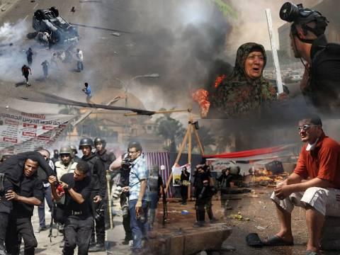 Αίγυπτος: Στο χάος της εμφύλιας σύρραξης και πάλι η χώρα
