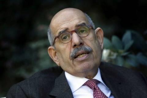 Παραιτήθηκε ο αντιπρόεδρος της Αιγύπτου Μοχάμεντ Ελ Μπαραντέι