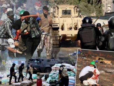 Αίγυπτος: Η αστυνομία έλαβε εντολή να χρησιμοποιεί πραγματικά πυρά