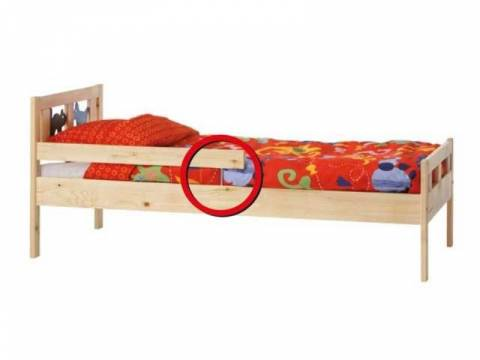 ΙΚΕΑ: Ανακαλούνται παιδικά κρεβάτια λόγω κινδύνου τραυματισμού