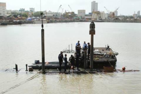 Ινδία: Δύτες εντόπισαν τις σορούς 2 ναυτών του υποβρυχίου