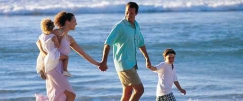 Η Ελλάδα στους κορυφαίους προορισμούς για οικογενειακές διακοπές
